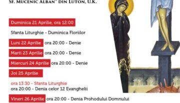 Program-saptamana-Mare-Invierea