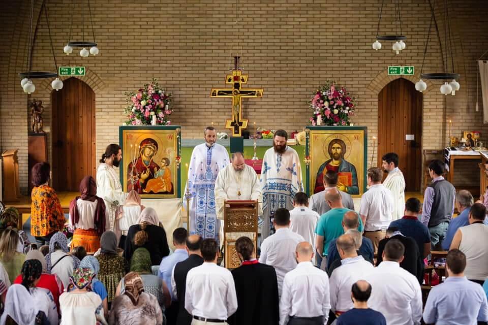 Parohia Sf. Mucenic Alban si Sf. Ioan Botezatorul (1)
