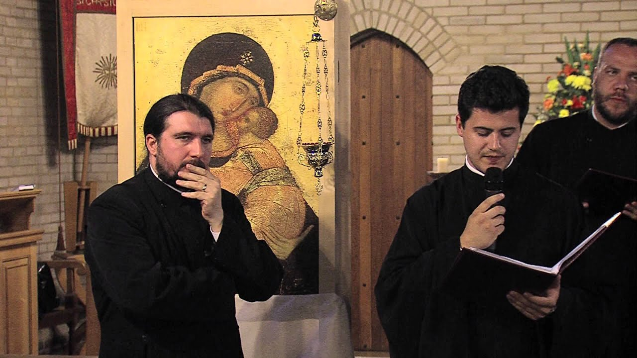 Concert Tronos la Hramul Parohiei Ortodoxe Române din Luton, 24 Iunie 2012