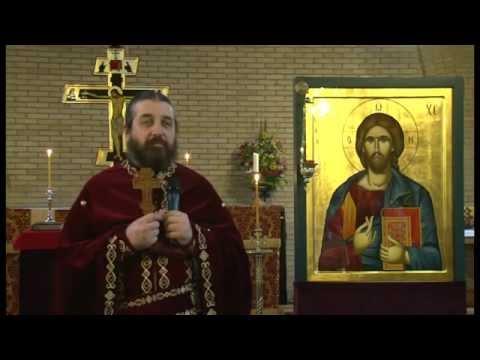 Cuvânt al Părintelui Nichifor la Luton – 23 noiembrie 2014