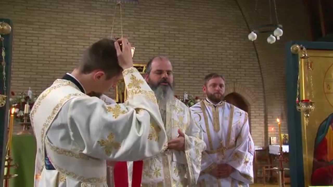 Hram Luton 2015 – Sfanta Liturghie