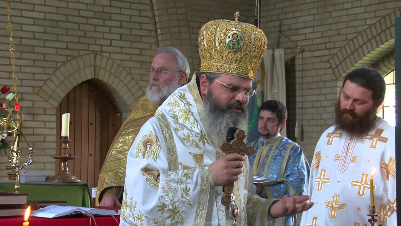 Preasfintitul Ignatie – Predica Hram Luton 2015